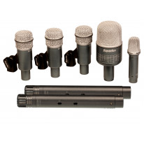 DRK-B5C2MKII Drum Microphone Kit