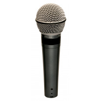 PRO-248 / PRO-248S Supercardioid Dynamic Microphones