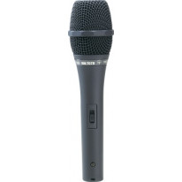 MM-707C/B Hypercardioid Microphone (Battery Powered)