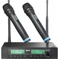 ACT-312B/ACT-32H2 Dual-Channel Handheld Wireless System