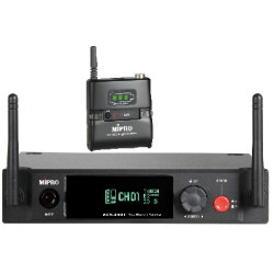 ACT-2401/ACT-24TC Single Channel 2.4GHZ Bodypack System