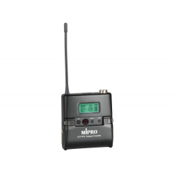 ACT-70TC UHF Rechargeable Miniature Bodypack Transmitter