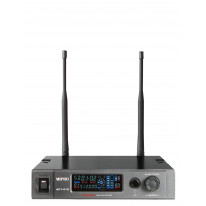 ACT-818 Digital Wideband Encryption-Capable Single Channel Receiver