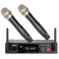 ACT-2402/ACT-24HC2 Dual-Channel 2.4GHz Handheld System