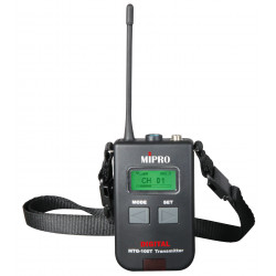 MTG-100T Rechargeable Mini-Transmitter