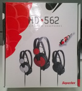 HD-562 Packaging
